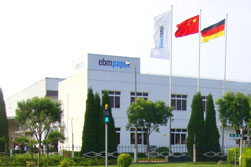 lab in China van ebm-papst
