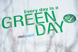 Every day is a green day